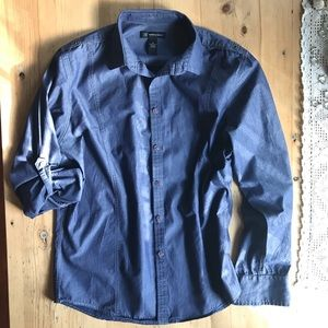 INC International Concepts Med. chambray top